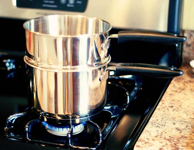 an image of a Double Boiler pot