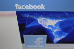 Facebook's Facebook profile page