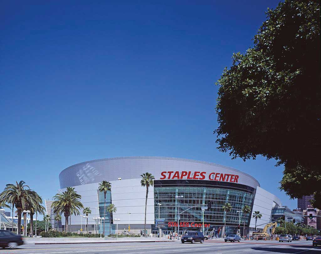 Home of the Lakers