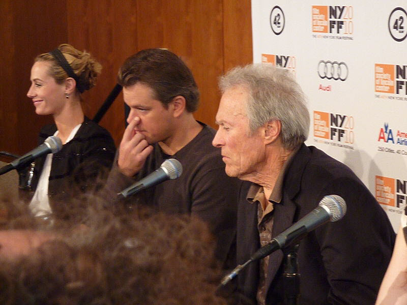 An interview with Clint Eastwood
