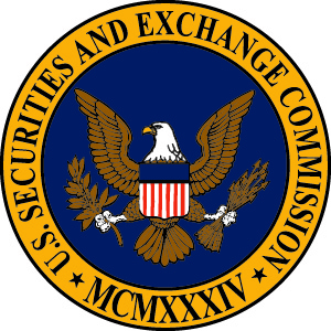A picture of the seal of the Securities and Exchange Commission (S E C)