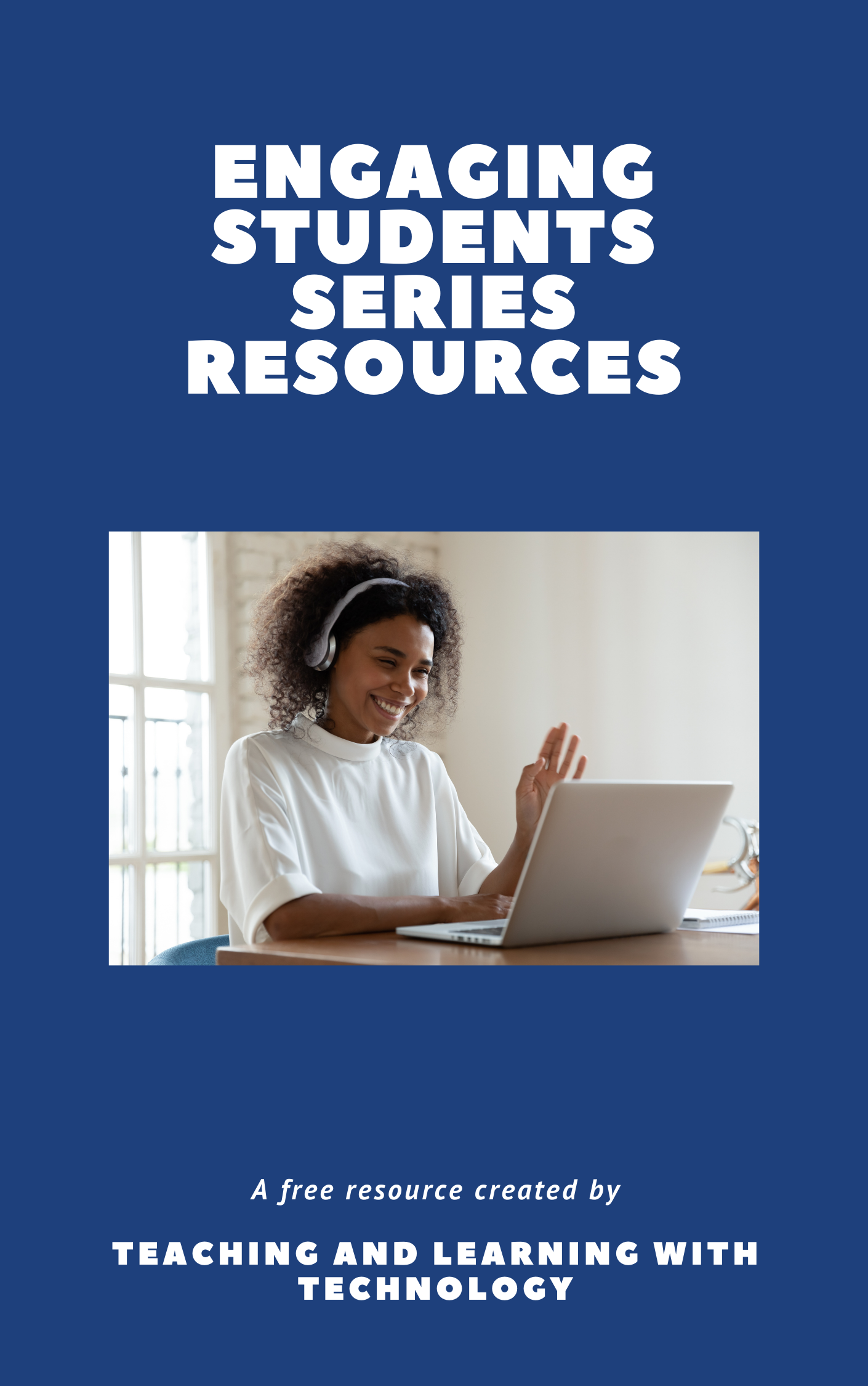 Cover image for Engaging Students Series Resources
