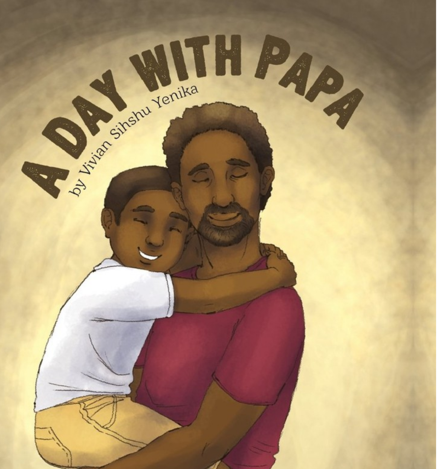 Cover image for A Day with Papa