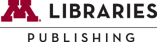M Libraries Publishing logo