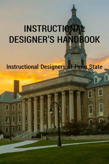 Cover image for Instructional Designer's Handbook